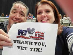 Sarah attended We Will Rock You - the Musical on Tour on Oct 22nd 2019 via VetTix