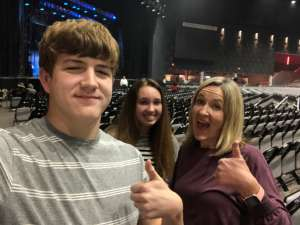 Paul attended We Will Rock You - the Musical on Tour on Oct 22nd 2019 via VetTix