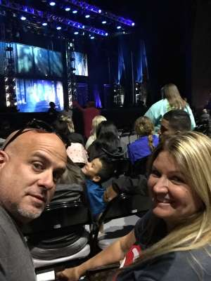 Chris attended We Will Rock You - the Musical on Tour on Oct 22nd 2019 via VetTix