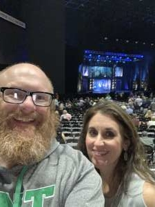 Melvin attended We Will Rock You - the Musical on Tour on Oct 22nd 2019 via VetTix