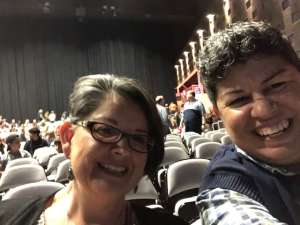 Regina attended We Will Rock You - the Musical on Tour on Oct 22nd 2019 via VetTix