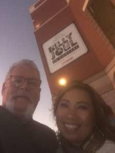 Greg attended Billy Joel - Please Read Details Below on Oct 12th 2019 via VetTix