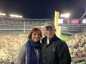 Stan & Renee attended Billy Joel - Please Read Details Below on Oct 12th 2019 via VetTix