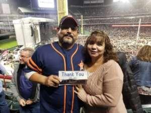 Juan attended Billy Joel - Please Read Details Below on Oct 12th 2019 via VetTix