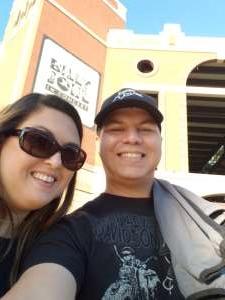 Luis attended Billy Joel - Please Read Details Below on Oct 12th 2019 via VetTix