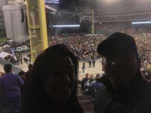 Matthew attended Billy Joel - Please Read Details Below on Oct 12th 2019 via VetTix