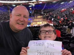 Click To Read More Feedback from Detroit Pistons vs. Minnesota Timberwolves - NBA