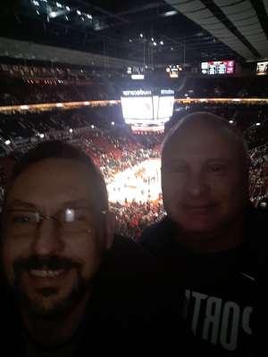 Bradley attended Portland Trail Blazers vs. Oklahoma City Thunder - NBA on Nov 27th 2019 via VetTix