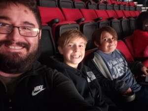Kevin attended Portland Trail Blazers vs. Oklahoma City Thunder - NBA on Nov 27th 2019 via VetTix