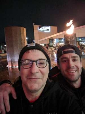 Dominic attended Portland Trail Blazers vs. Oklahoma City Thunder - NBA on Nov 27th 2019 via VetTix