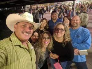 Ret. USN Amphi Op. E. Sanchez attended PBR Xxvi World Finals 2019 - Las Vegas - Wednesday Nov. 6 Only on Nov 6th 2019 via VetTix