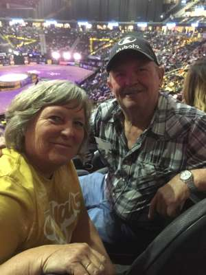 Dennis attended PBR Xxvi World Finals 2019 - Las Vegas - Wednesday Nov. 6 Only on Nov 6th 2019 via VetTix