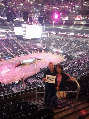 Rich attended PBR Xxvi World Finals 2019 - Las Vegas - Wednesday Nov. 6 Only on Nov 6th 2019 via VetTix