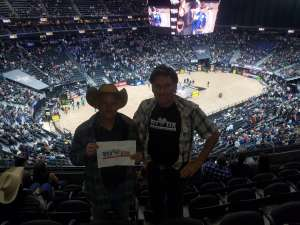 Daniel attended PBR Xxvi World Finals 2019 - Las Vegas - Wednesday Nov. 6 Only on Nov 6th 2019 via VetTix