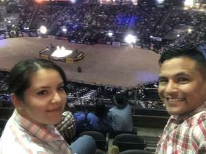 Alexander attended PBR Xxvi World Finals 2019 - Las Vegas - Wednesday Nov. 6 Only on Nov 6th 2019 via VetTix