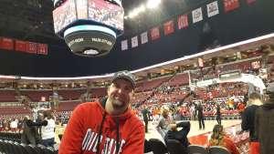 Gary attended Ohio State Buckeyes vs. Louisville Cardinals - NCAA Women's Basketball on Dec 5th 2019 via VetTix