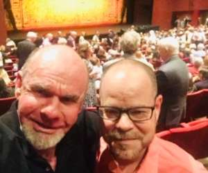 Mike attended Aida on Oct 22nd 2019 via VetTix