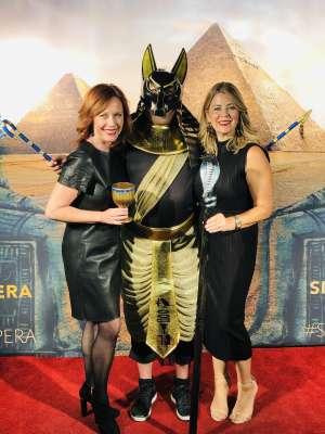 Matthew attended Aida on Oct 22nd 2019 via VetTix