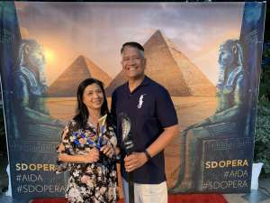 Fredito attended Aida on Oct 22nd 2019 via VetTix