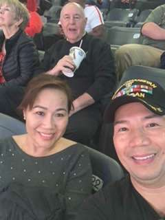 Fred Phan attended Georgia Tech Yellow Jackets vs. University of Arkansas Razorbacks- NCAA Men's Basketball on Nov 25th 2019 via VetTix