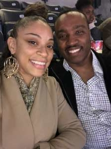 Ronald attended Georgia Tech Yellow Jackets vs. University of Arkansas Razorbacks- NCAA Men's Basketball on Nov 25th 2019 via VetTix