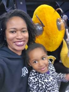Hazel attended Georgia Tech Yellow Jackets vs. University of Arkansas Razorbacks- NCAA Men's Basketball on Nov 25th 2019 via VetTix