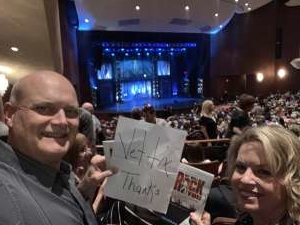 BOBBY attended We Will Rock You (touring) on Oct 13th 2019 via VetTix
