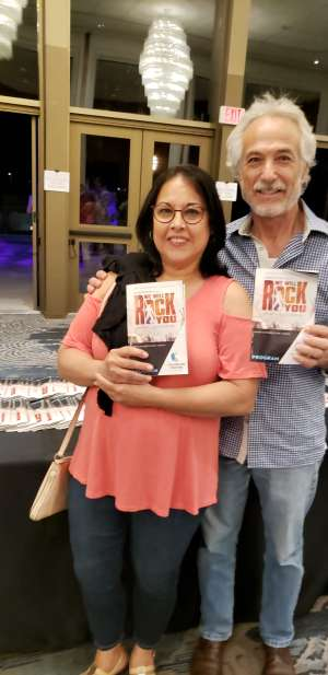 David & Migdalia attended We Will Rock You (touring) on Oct 13th 2019 via VetTix