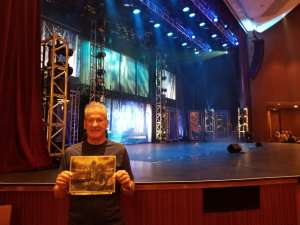 ANTHONY attended We Will Rock You (touring) on Oct 13th 2019 via VetTix