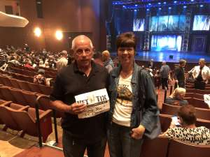 RONALD attended We Will Rock You (touring) on Oct 13th 2019 via VetTix