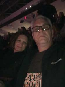 Dwayne attended Carrie Underwood: the Cry Pretty Tour 360 on Oct 16th 2019 via VetTix