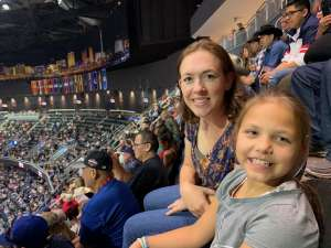 Hartley attended PBR Xxvi World Finals 2019 - Las Vegas - November 10th Only on Nov 10th 2019 via VetTix