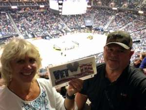 Bevan attended PBR Xxvi World Finals 2019 - Las Vegas - November 10th Only on Nov 10th 2019 via VetTix