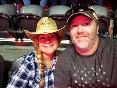 Kelly attended PBR Xxvi World Finals 2019 - Las Vegas - November 10th Only on Nov 10th 2019 via VetTix