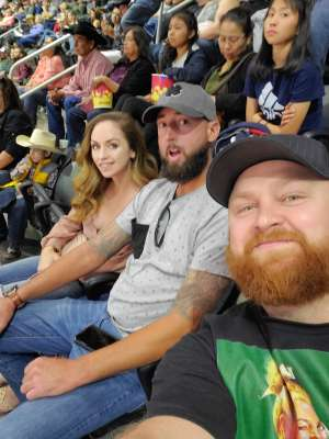 forest attended PBR Xxvi World Finals 2019 - Las Vegas - November 10th Only on Nov 10th 2019 via VetTix
