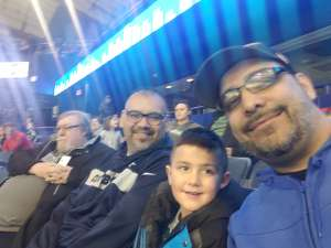 Jason attended Chicago Wolves vs. Milwaukee Admirals - AHL - Special Instructions * See Notes on Dec 29th 2019 via VetTix