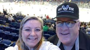 Daniel attended Chicago Wolves vs. Milwaukee Admirals - AHL - Special Instructions * See Notes on Dec 29th 2019 via VetTix