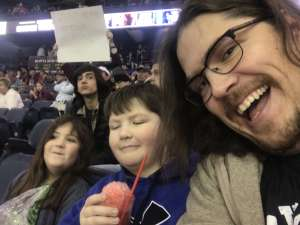 Thomas attended Chicago Wolves vs. Milwaukee Admirals - AHL - Special Instructions * See Notes on Dec 29th 2019 via VetTix