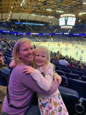Bea attended Chicago Wolves vs. Milwaukee Admirals - AHL - Special Instructions * See Notes on Dec 29th 2019 via VetTix