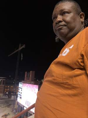 William attended University of Texas Longhorns vs. Kansas - NCAA Football on Oct 19th 2019 via VetTix