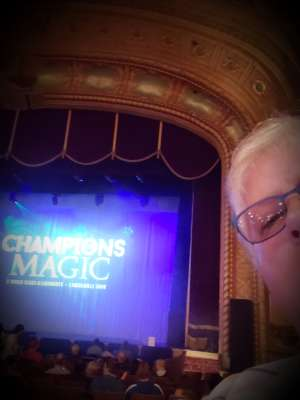 L E attended Champions of Magic on Oct 20th 2019 via VetTix