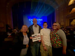Peter attended Champions of Magic on Oct 20th 2019 via VetTix