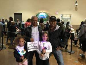 Juan Ortiz attended Peppa Pig Live! Peppa Pigs Adventure - Presented by the HEB Center at Cedar Park on Oct 25th 2019 via VetTix