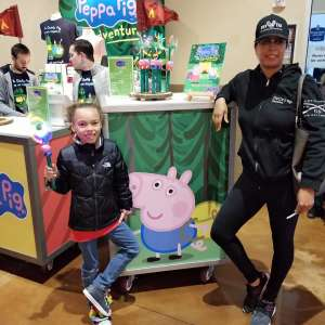 COURTNEY attended Peppa Pig Live! Peppa Pigs Adventure - Presented by the HEB Center at Cedar Park on Oct 25th 2019 via VetTix