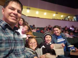 Luis attended Peppa Pig Live! Peppa Pigs Adventure - Presented by the HEB Center at Cedar Park on Oct 25th 2019 via VetTix