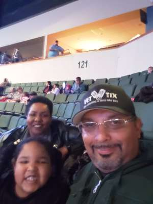 Robert attended Peppa Pig Live! Peppa Pigs Adventure - Presented by the HEB Center at Cedar Park on Oct 25th 2019 via VetTix