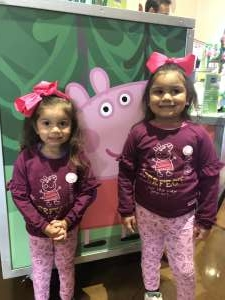 Jesus attended Peppa Pig Live! Peppa Pigs Adventure - Presented by the HEB Center at Cedar Park on Oct 25th 2019 via VetTix