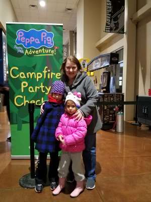 Giovanni attended Peppa Pig Live! Peppa Pigs Adventure - Presented by the HEB Center at Cedar Park on Oct 25th 2019 via VetTix