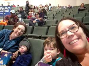 Ricardo attended Peppa Pig Live! Peppa Pigs Adventure - Presented by the HEB Center at Cedar Park on Oct 25th 2019 via VetTix