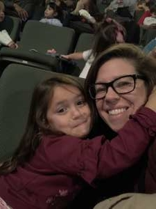 Marissa attended Peppa Pig Live! Peppa Pigs Adventure - Presented by the HEB Center at Cedar Park on Oct 25th 2019 via VetTix